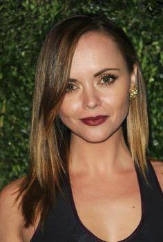 Christina Ricci: Hair/Make-up