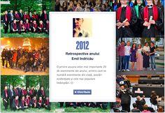 Retrospectiva Anului 2012 pe Facebook pentru mine