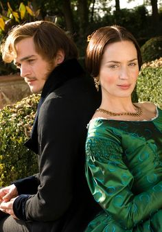 Emily Blunt as Queen Victoria in, ' The Young Victoria'.