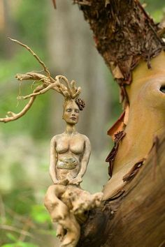 Tree Spirits!
