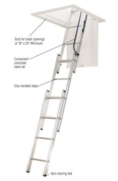 120 Best Attic Ladder Images Staircases Stairs Attic