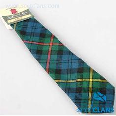 McEwen Tartan Tie