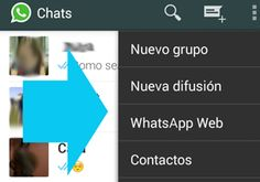 Iniciar sesion y usar Whatsapp Web   Iniciar sesion - crear cuenta - conexiones social