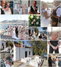 Peach themed chapel wedding in Heraklion area Heraklion, Chapel Wedding, Crete, Real Weddings, Wedding Planner, Peach, Table Decorations, Image, Wedding Planer