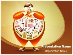 download our stateoftheart obesity in children ppt template, Powerpoint