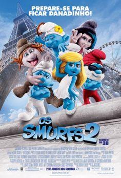 Confira o trailer do filme Os Smurfs 2