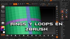 Tutorial Ring y Loops..... in Zbrush