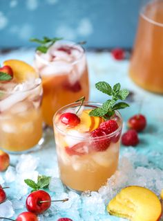 Sparkling peach cider that is made from fresh, juicy peaches, a hint of vanilla and cinnamon and lots of sparkling soda. And it's booze-free!