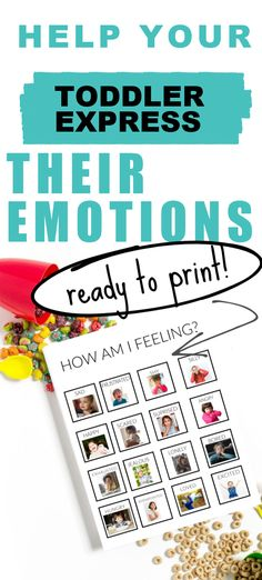 Do you know what skills to expect when it comes to social-emotional development in your toddler? Discover what skills look like and simple ways to encourage them. Use these printable emotion cards to help your little one learn about their feelings. Social Emotional Development, Toddler Development, Emotions Cards, Do You Know What, Social Skills, Toddler Activities, Encouragement, Parenting, Things To Come