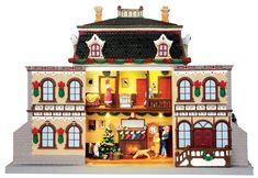 "Lemax: Santa's Wonderland Collection ""6 AM Christmas Morning"""