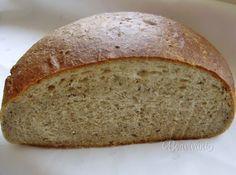 """Slovak Potato Bread"" - A zasa jeden chlieb. Slovak Recipes, Czech Recipes, Bread Recipes, Cooking Recipes, Home Baking, Bread And Pastries, Bread Rolls, Scones, Catering"