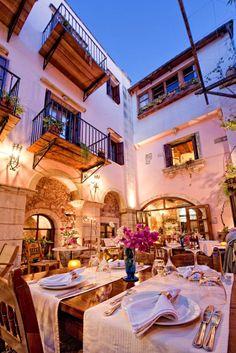 Veneto House in Rethymno, Greece