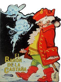 Big Eyes, Nostalgia, Illustrations, Vintage, Brothers Grimm, Classic Mini, Die Cutting, Storytelling, Illustration