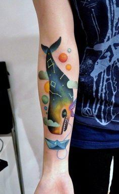 A Selection of Versatile Tattoo Artist Csiga's Professional Tattoos « Tattoo…