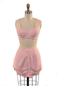 Vintage 1950s Catalina Swimsuit / 1950s Vintage by DnJVintage, $205.00