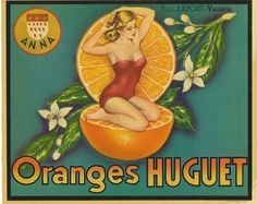 Vintage Orange Crate Label Posters Vintage, Images Vintage, Vintage Labels, Vintage Cards, Art Posters, Vintage Ephemera, Vintage Paper, Pinup Art, Orange Crate Labels