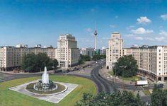 Straußberger Platz, Berlin