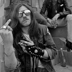 "metalkilltheking: "" Lemmy Kilmister """
