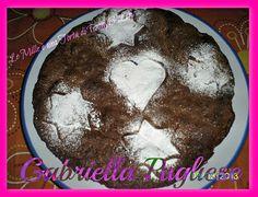 Torta con albumi, cacao e mela. ~ Le Mille e una Torta di Dany e Lory ♥