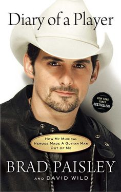 Diary of a Player - Brad Paisley   Music  394347764: Diary of a Player - Brad Paisley   Music  394347764 #Music