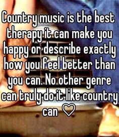 Yes country music is awesome❤️❤️❤️