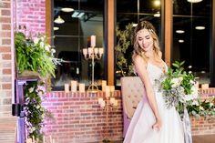 Invitation Designer: Watercolor Invitation Design, Invitations, Event Lighting, Bridesmaid Dresses, Wedding Dresses, Industrial Wedding, Event Venues, Event Decor, Floral Design
