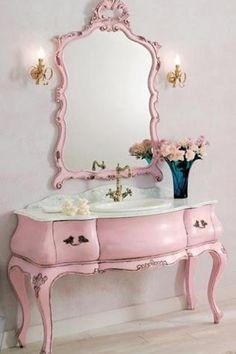 Pink! My favorite color and i just LOVE  and want this!!