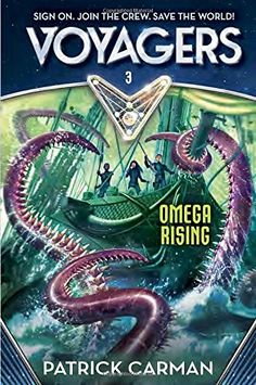 Voyagers: Earth is in danger! The only things that can save our planet are six essential elements scattered throughout the galaxy. And it is up to the Voyagers—a team of four kids and an alien—to gather them all and return to Earth.