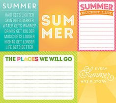 Photo Pocket Summer Downloads