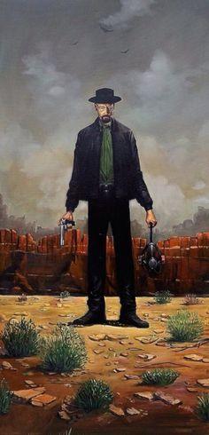 Heisenberg by Frank Morrison in Atlanta, GA