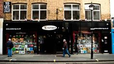 Sister Ray Records is the longest standing Independent Record Shop in the West End (25 yrs old) & we are proud to call ourselves customers as well as neighbours! Give them a visit the next time you're booked in. www.sisterray.co.uk