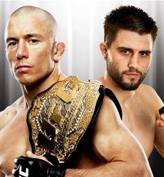 UFC fight   scheduled