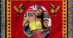 Sho Madjozi - Huku Anselmo Ralph, Latest Music, Ronald Mcdonald, Rap, Africa, Entertaining, Fictional Characters, End Of The World, Wraps