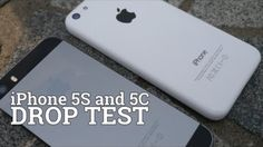 First iPhone 5S and 5C Drop Test: Only One of Them Shatters