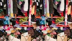 Resultado de imagen para closet desorganizado