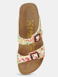 Birkenstock Papillio Sydney Two Strap Sandals (obvi I should have them bc they have my name) ;)