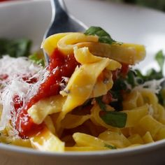 2-ingredient Pasta Recipe by Tasty