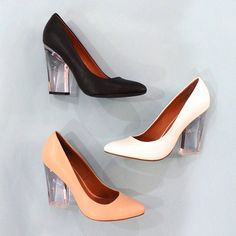 Pumped up kicks #OMGShoes #ByNastyGal (http://www.nastygal.com/index.cfm?fuseaction=search.results=minx+pump)