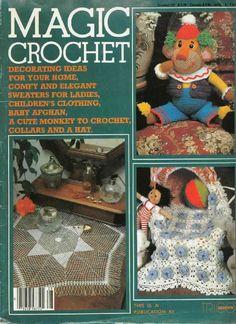 Free Crochet Patterns: Magic Crochet No. 28