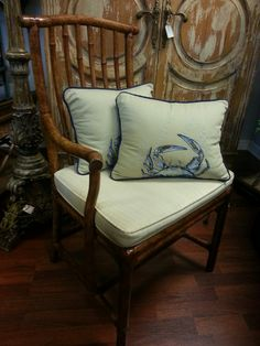 Rattan Vintage Chair - so cool… the real thing! $199.00