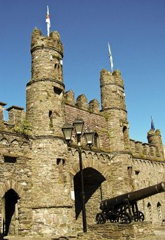 Macroom Castle County Cork Ireland