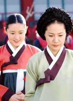 dae jang geum   Hình ảnh từ phần một của phim Nàng Dae Jang Geum