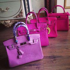 6627bb3fec Hermes birkin bag ~I need all these  ) Hermes Birkin