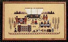 Piecemakers I - Cross Stitch Pattern by Told In A Garden  $10.00  $8.99 + $2.49 shipping within the U.S.