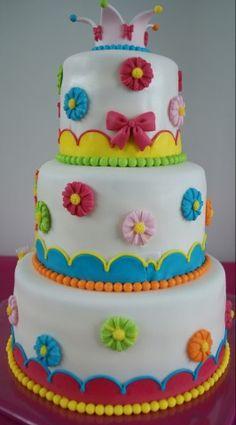 """K3 stapeltaart voor mijn eigen dochter (Pagina 1) - Bruids- en Stapeltaarten - Het """"DeLeuksteTaarten"""" - forum Fancy Cakes, Cake Decorating, Wedding Cakes, Birthday Cake, Sweets, Creative, Desserts, Fun, Ideas"""