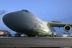 El gigante de América Lockheed C-5M Galaxy