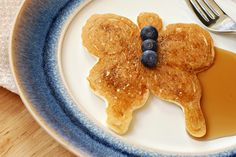 Whole Wheat Animal Pancakes