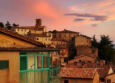 Montone -Perugia-