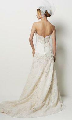 Watters Hollywood wedding dress