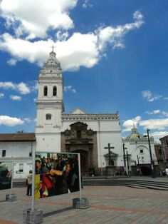 Iglesia de Santo Domingo #Quito - #Ecuador (Ago 2011)